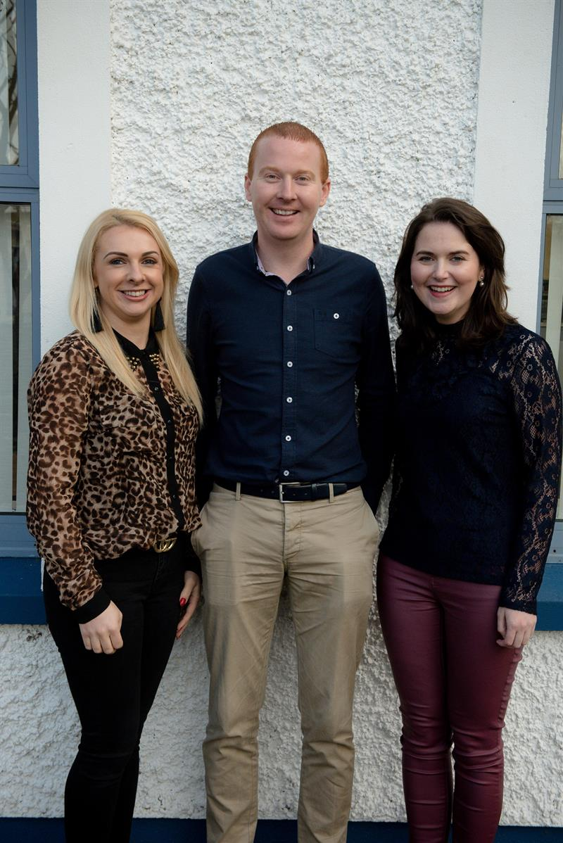 Musical Directors, Emily Seery, Conor Mitchell and Laura Cahill ..jpg