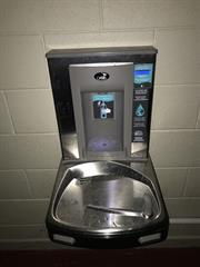 New Water Drinking Fountain In Canteen