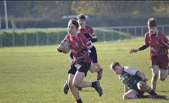 Great Photos of Rugby Team In Action .