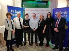 Jack O'Neill Wins Laois/Offaly Division Garda Youth Awards.