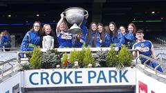 Transition Year Students Visit Croke Park.